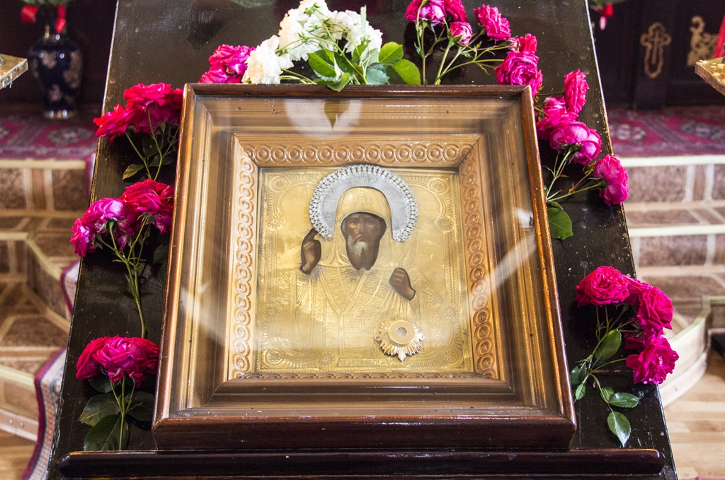 Престольный праздник в храме святителя Алексия Московского