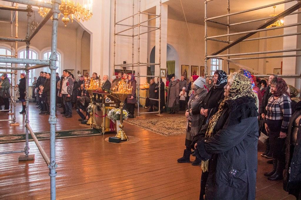 Престольный праздник храма святителя Николая Чудотворца в городе Талгар