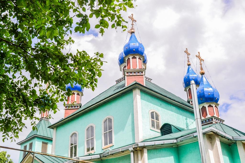 Престольный праздник храма святителя Николая в г.Талгар
